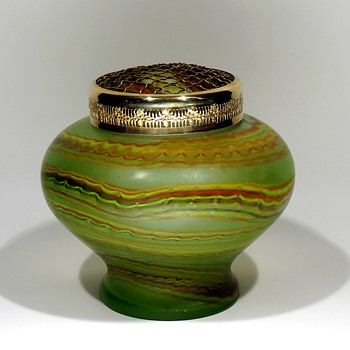 Could this be Welz? - Art Glass