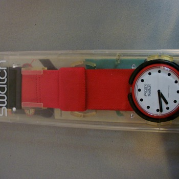 Swatch POP Watch