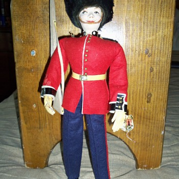 70 plus year old doll collection from around the world, 40 of them - Dolls