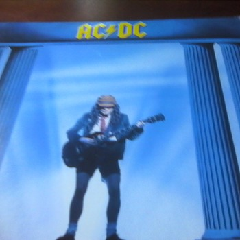 "AC/DC "" Who Made Who"" - Records"
