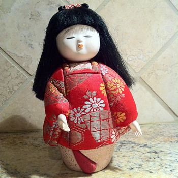 Kimekomi Japanese Princess Doll