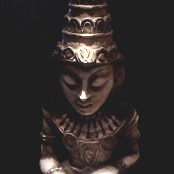 Buddah lamp   - Lamps
