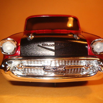 AMT 57 CHEVY 1/24TH SLOT CAR