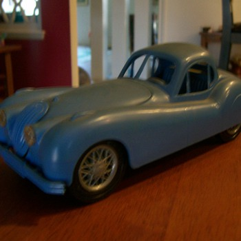 Ideal Toy Cars 1950's - Model Cars