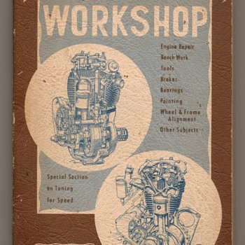 1951 - Motorcyclist&#039;s Workshop - Books