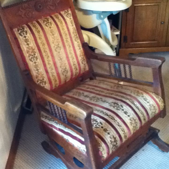 Got this chair from an elderly neighbor and have cherished it for 5 years. Should I have it insured?
