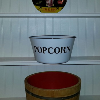 Popcorn and a movie anyone? - Kitchen
