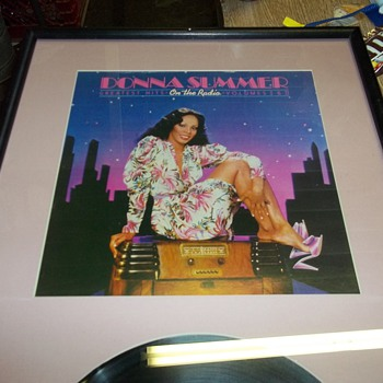 DONNA SUMMER ALBUM - Records