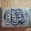 Queens Gravy Salt Can