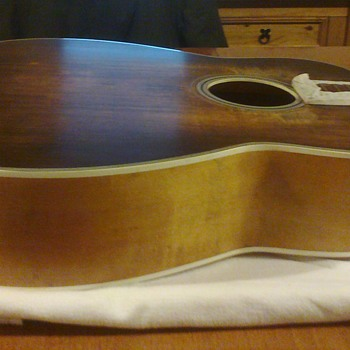 60's 12 String Help to Identify - Guitars