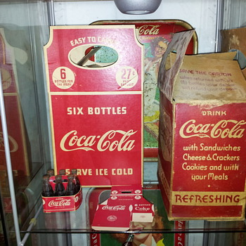 Coke Carrier Pair - Coca-Cola