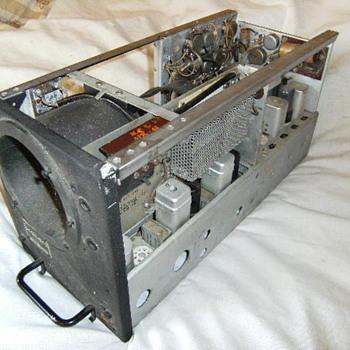 1945 glide bomb camera ?