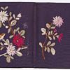 Buisness/personnel card case silk thread 1890s