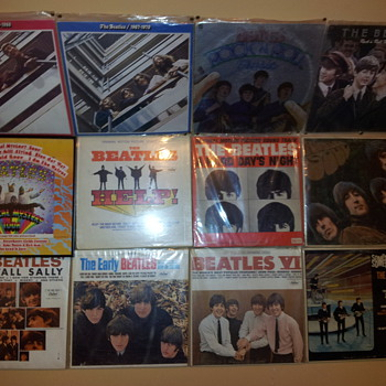 Beatles Albums - Music