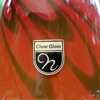 Nanbu that's who! - Art Glass
