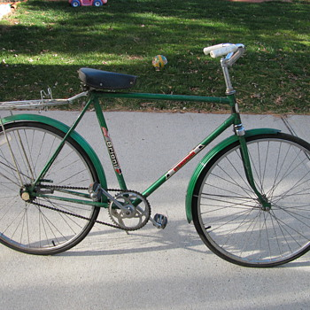brioni bicycle made in yugoslavia - Outdoor Sports