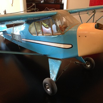 "Piper Cub ~ ""Oh why so blue????"" - Toys"