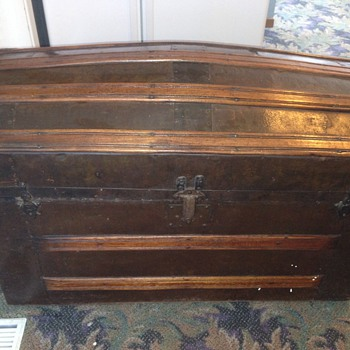 Help me identify this trunk  - Furniture