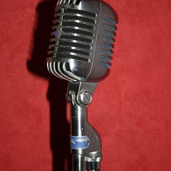 microphone shure 55 S - Radios