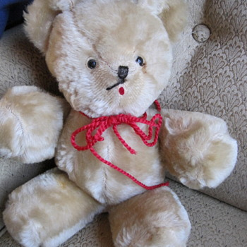 Antique Teddy Bear Info Needed