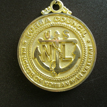 Korean War Council Medal