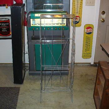 vintage kotex rack - Advertising