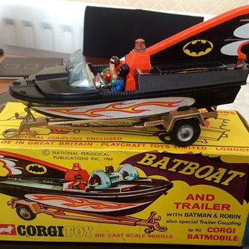 Batman collectables - Toys