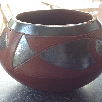 Ceramic bowl - Art Pottery