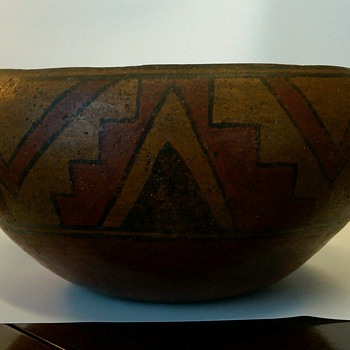 Southwest Native American antique pot