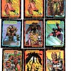 D C COMIC BOOKS CARDS