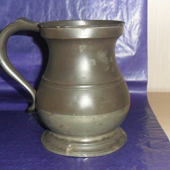 tankard pewter  - Kitchen