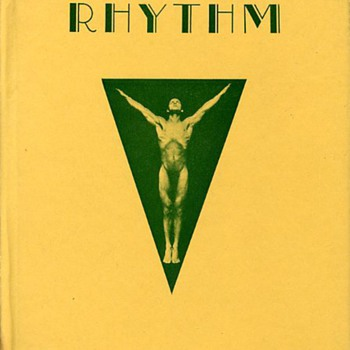 "Rhythm by Anthony ""Tony"" Sansone, 1935"