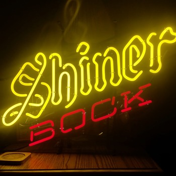 Shiner Bock - Signs