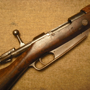 Chinese Hanyang 88 Rifle