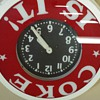 Coke Is It!  Coca-Cola Wall Clock