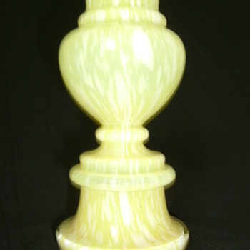 Small Welz Trophy Vase - Art Glass
