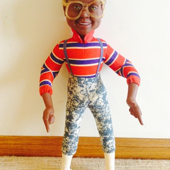 Steve Urkel Doll - Dolls