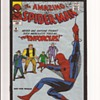 Spiderman reprint giveaway editions
