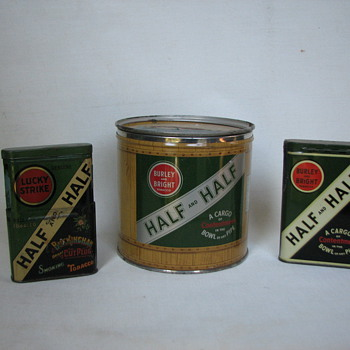 Burley and Bright Tobacco variations