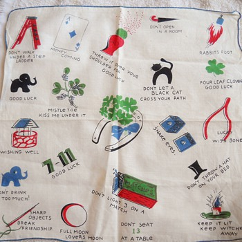 Superstition Handkerchief - Accessories