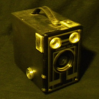 Kodak Target Brownie Six-16
