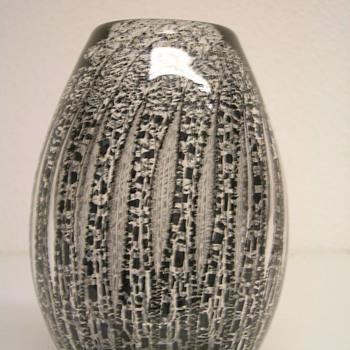 Floris Meydam serica nr 83 For the Leerdam Glass Factory - Art Glass