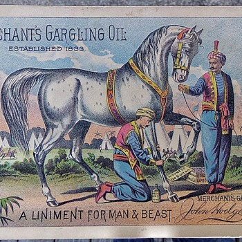 Merchant's Gargling Oil