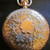 Elgin Ladies Pocket Watch  14k