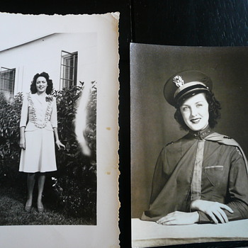 WWII Nurse Letters Home - Military and Wartime