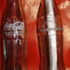 Old arabic embossed Coca-Cola bottle, from where ?