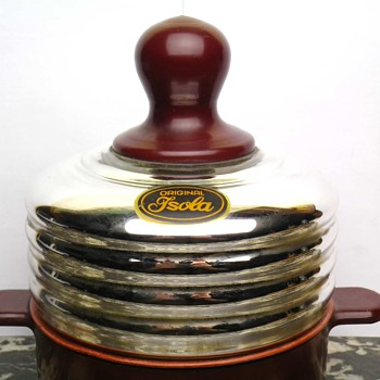 ISOLA BAKELITE THERMOS CONTAINER