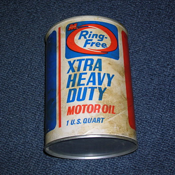 Macmillan Ring-Free Oil Can (Full)