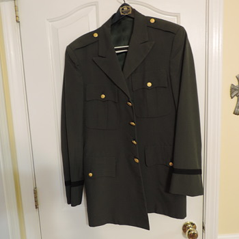 Vintage Military Suit - Military and Wartime