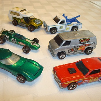 Redline Hot Wheels - Model Cars